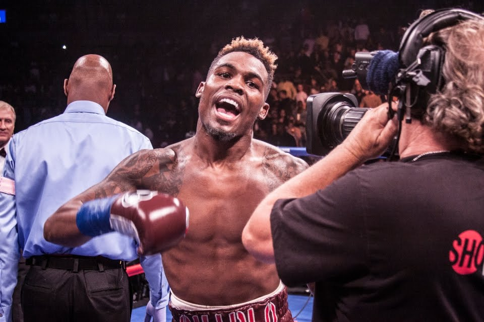 In May 2016, Jermell won the WBC's vacant 154-pound title after an eighth-round stoppage against John Jackson